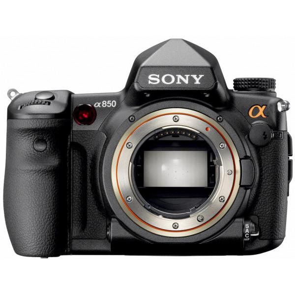Sony DSLR-A850 SLR-Digitalkamera (24 Megapixel, EXMOR Sensor, BIONZ Bildstabilisator) nur Gehäuse-32
