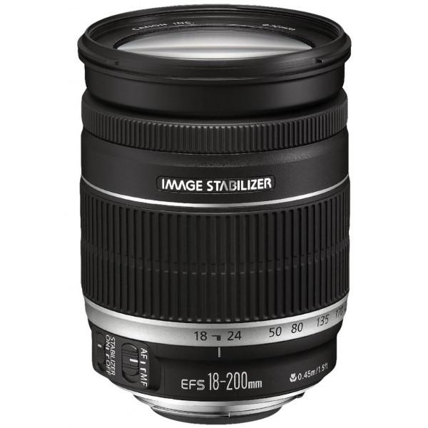 Canon EF-S 18-200mm 1:3,5-5,6 IS Objektiv (72 mm Filtergewinde, bildstabilisiert)-34