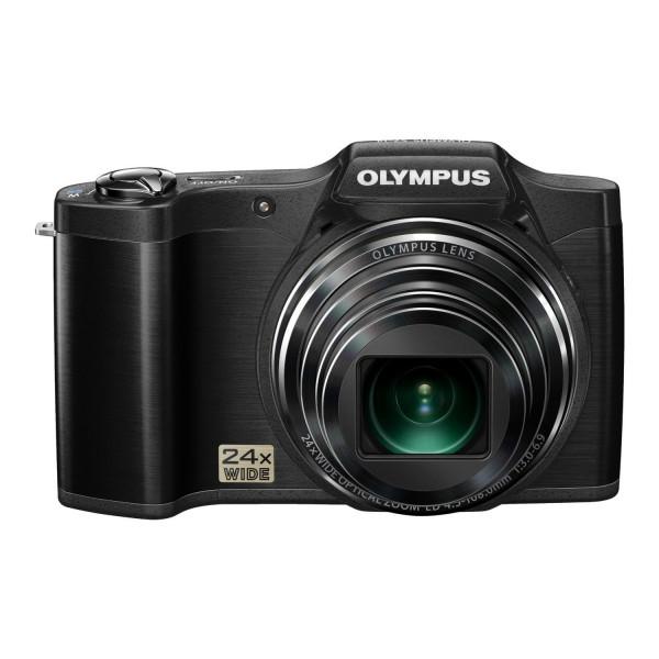Olympus SZ-14 Digitalkamera (14 Megapixel, 24-fach opt. Zoom, 7,6 cm (3 Zoll) Display, bildstabilisiert) schwarz-35