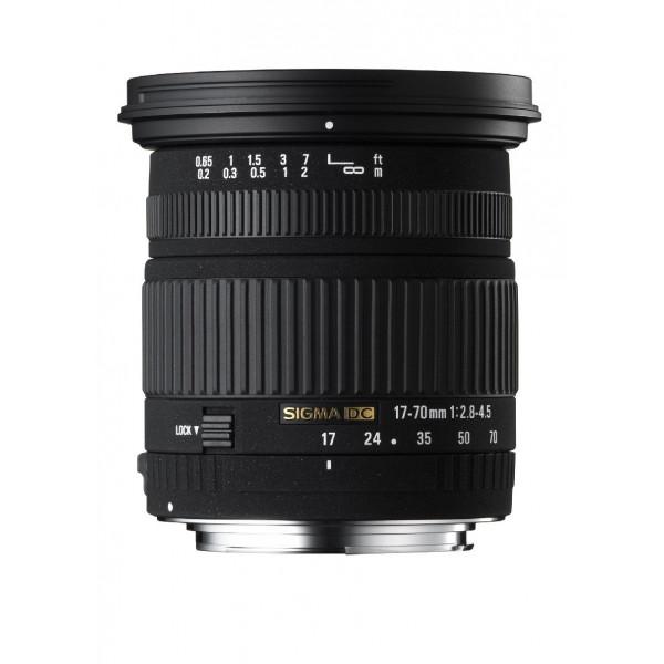 Sigma 17-70mm 2,8-4,5 DC Macro Objektiv für Canon-31