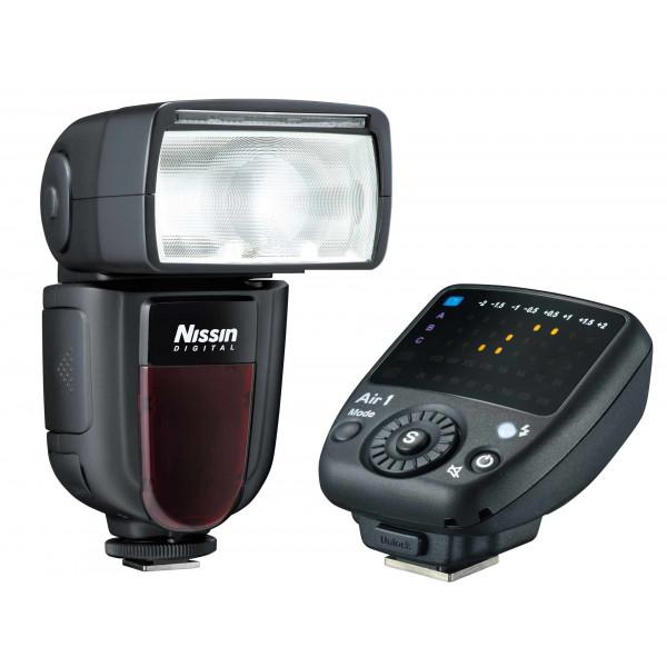 Nissin Blitzgerät-KIT Di700 A für Fuji-34