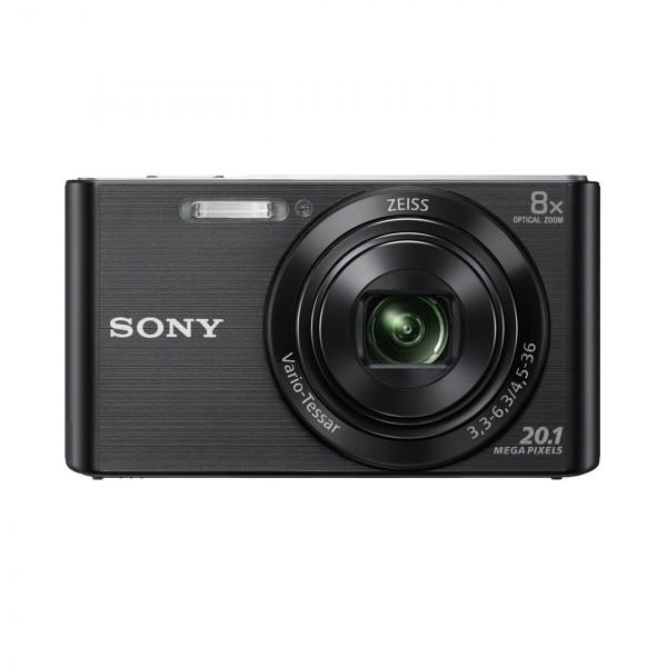Sony DSC-W830 Digitalkamera (20,1 Megapixel, 8x optischer Zoom, 6,8 cm (2,7 Zoll) LC-Display, 25mm Carl Zeiss Vario Tessar Weitwinkelobjektiv, SteadyShot) schwarz-37
