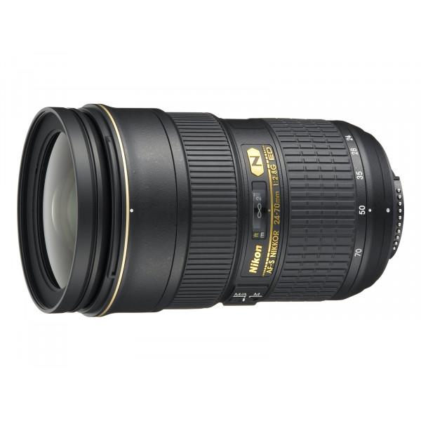 Nikon AF-S Zoom-Nikkor 24-70mm 1:2,8G ED Objektiv (77mm Filtergewinde)-31