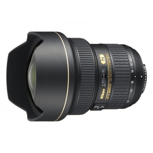 Nikon AF-S Zoom-Nikkor 14-24mm 1:2,8G ED Objektiv schwarz-33