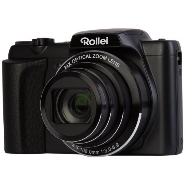 Rollei 240 HD Powerflex Digitalkamera (7,6 cm (3 Zoll) LCD-Display, 16 Megapixel, 24x opt. Zoom, USB 2.0) schwarz-38