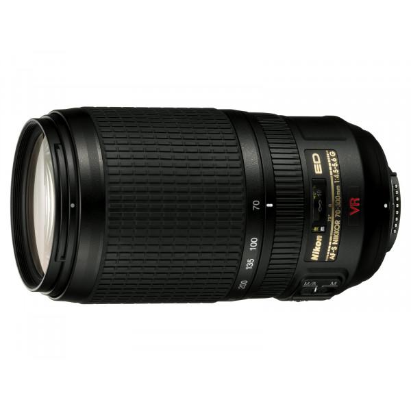 Nikon AF-S Zoom-Nikkor 70-300mm 1:4,5-5,6G VR Objektiv (67mm Filtergewinde, bildstabilisiert)-34