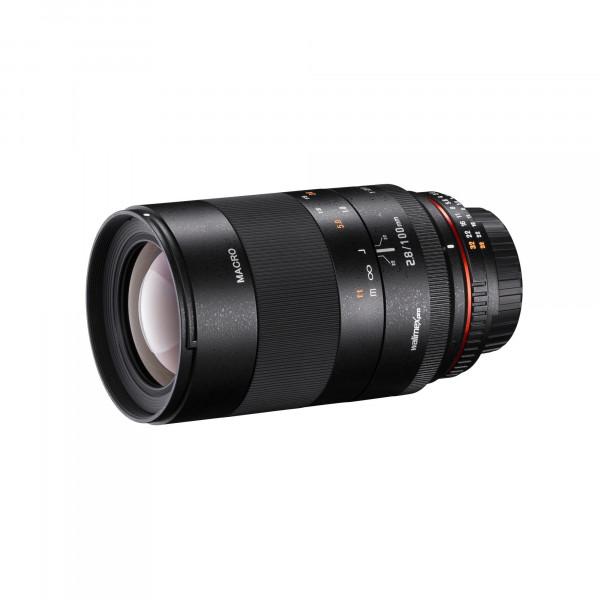 Walimex Pro 100mm f/2,8 Makro CSC-Objektiv für Micro Four Thirds (67mm Filtergewinde)-34