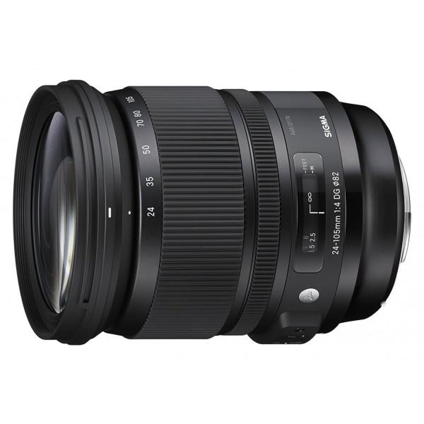 Sigma 24-105mm F4,0 DG HSM (Filtergewinde 82mm) für Sony Objektivbajonett-37