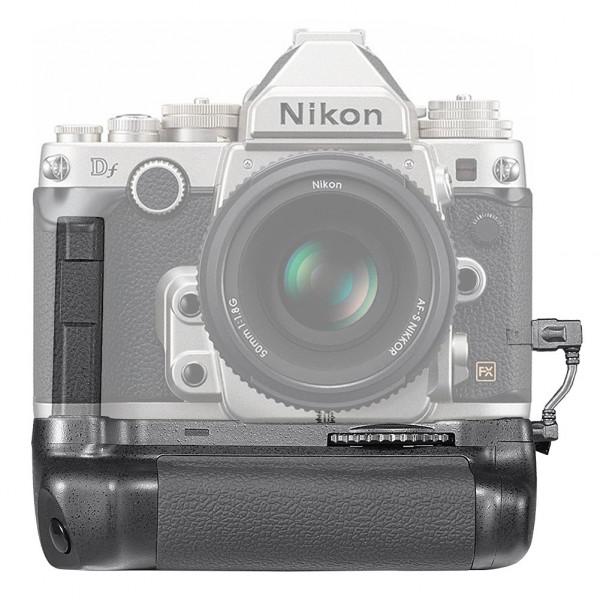 Neewer 10079584 Vertikale Batteriegriff für Nikon DF-38