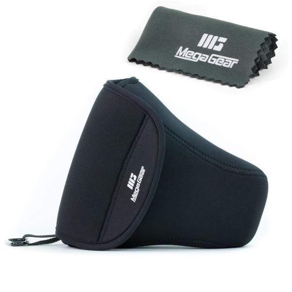 MegaGear Ultraleichte Kameratasche aus Neopren-Marterial für Digitale Spiegelreflexkameras Canon 5D Mk 3, Canon EOS 1200D, Canon 70D, 6D 60D, 7D, T5i, T4i mit Objektiv-36
