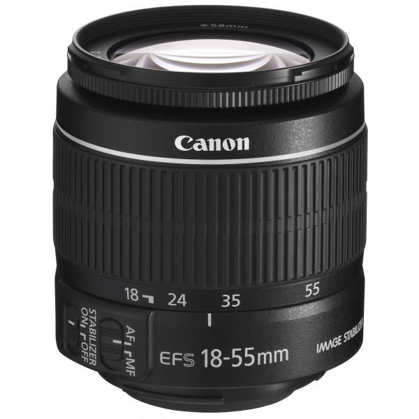 Canon EF-S 18-55mm 1:3.5-5.6 IS II Universalzoom-Objektiv (58mm Filtergewinde, bildstabilisiert)-36