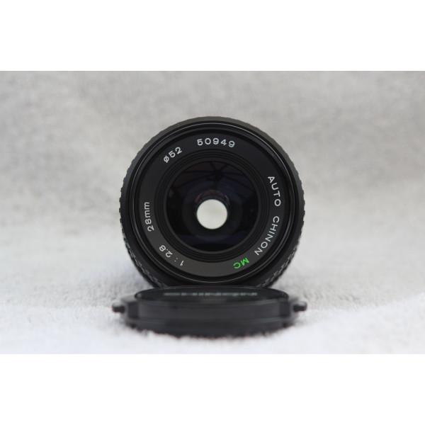 SMC Pentax-M M 2.8 28mm 28 mm 1:2.8 Asahi Pentax PK-34