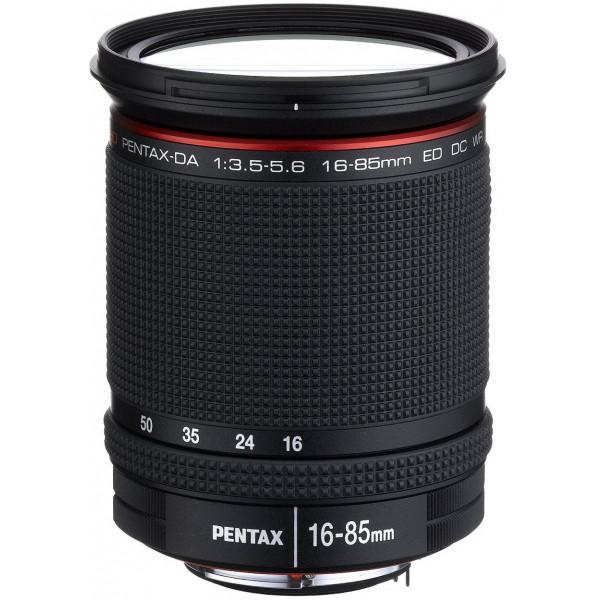 HD PENTAX-DA 16-85mm F3.5-5.6ED DC WR-36
