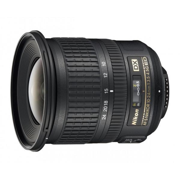 Nikon AF-S DX Nikkor 10-24mm 1:3,5-4,5G ED Objektiv (77 mm Filtergewinde) schwarz-32