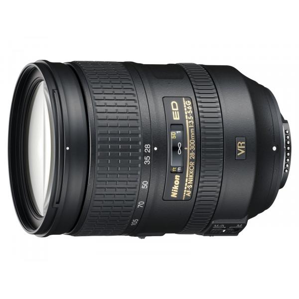 Nikon AF-S 28-300mm 1:3.5-5.6G ED VR Objektiv inkl. HB-50 (77 mm Filtergewinde)-33