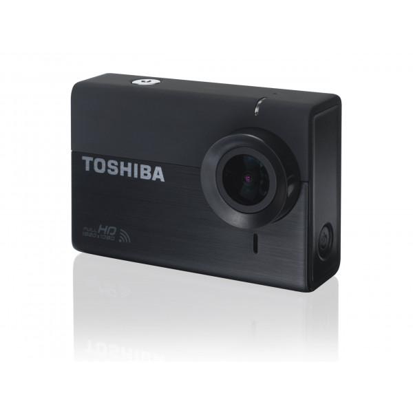 Toshiba PA5150E-1C0K Camileo X-Sports Action Kamera (12 Megapixel, WiFi, HD) schwarz-314