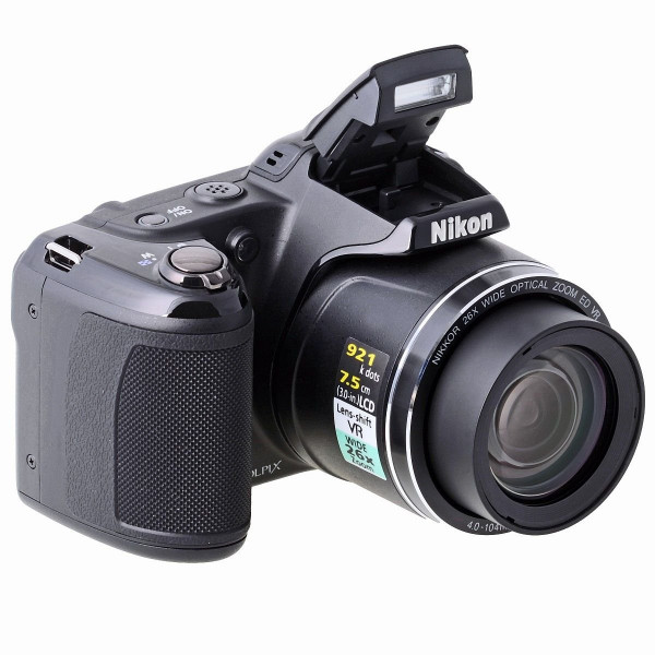 Nikon Coolpix L810 Digitalkamera (16 Megapixel, 26-fach opt. Zoom, 7,5 cm (3 Zoll) Display, bildstabilisiert) schwarz-39