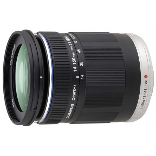 Olympus M.Zuiko Digital ED 14-150mm 1:4.0-5.6 Objektiv (Micro Four Thirds, 58 mm Filtergewinde) schwarz-33