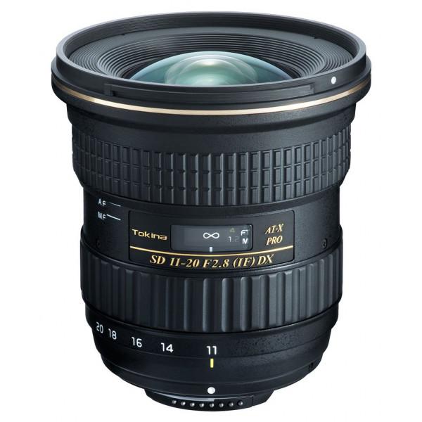 Tokina AT-X 11-20/2.8 Pro DX Objektiv für Nikon schwarz-36