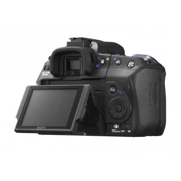 Sony DSLR-A350 SLR-Digitalkamera (14 Megapixel, LifeView) nur Gehäuse-31