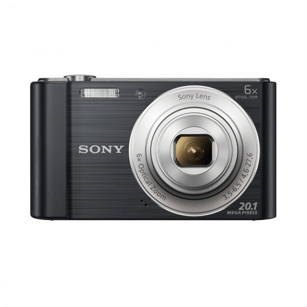 Sony DSC-W810 Digitalkamera (20,1 Megapixel, 6x optischer Zoom (12x digital), 6,8 cm (2,7 Zoll) LC-Display, 26mm Weitwinkelobjektiv, SteadyShot) schwarz-312