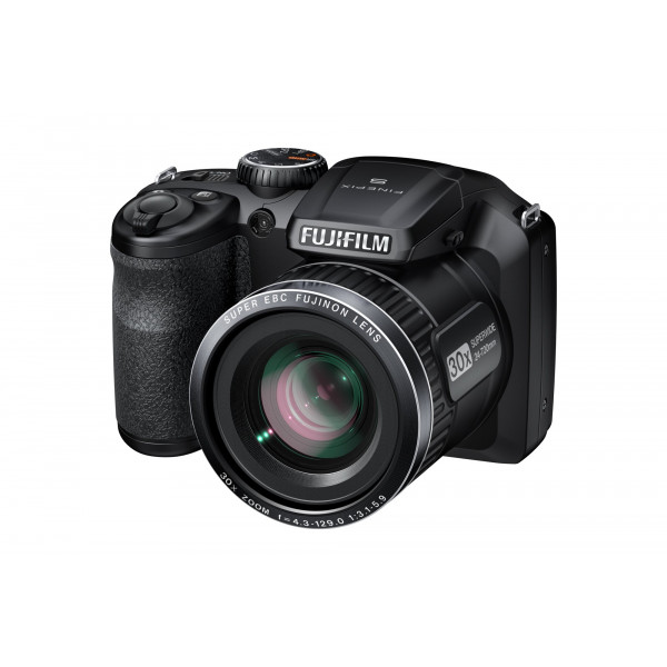 Fujifilm FinePix S4800 Digitalkamera 16 Megapixel 30