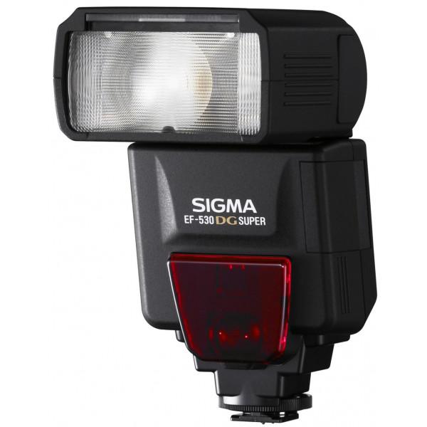 Sigma EF-530 DG SUPER Blitzgerät für Nikon-31