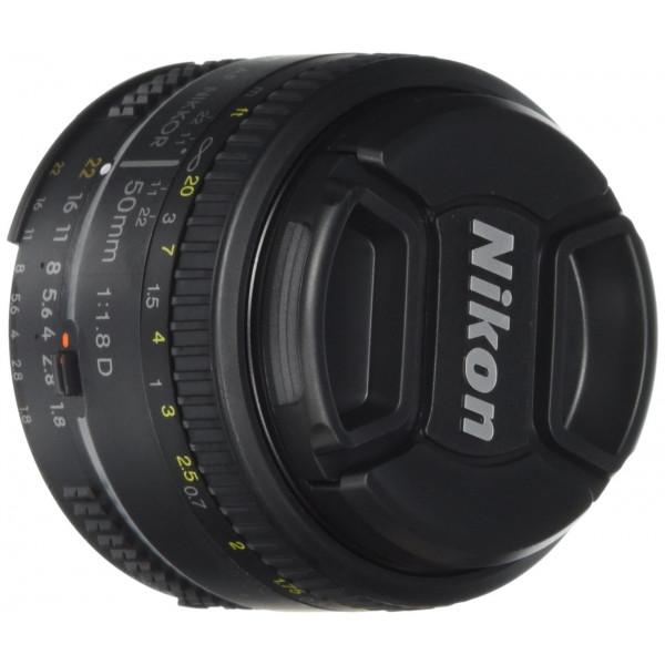 Nikon AF Nikkor 50mm 1:1,8D Objektiv (52mm Filtergewinde)-33