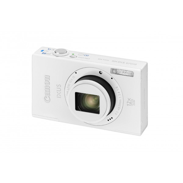 Canon IXUS 510 HS Digitalkamera (10,1 Megapixel, 12-fach opt. Zoom, 8,1 cm (3,2 Zoll) Touch-Display, WiFi, Full-HD) weiß-35