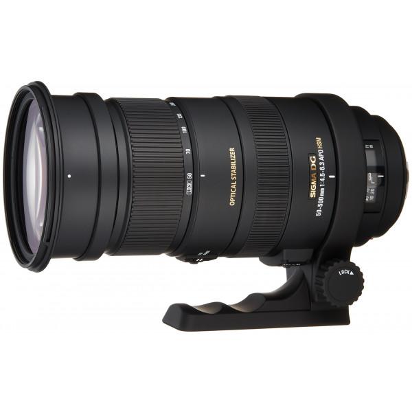 Sigma 50-500 mm F4,5-6,3 DG OS HSM-Objektiv (95 mm Filtergewinde) für Sony Objektivbajonett-35