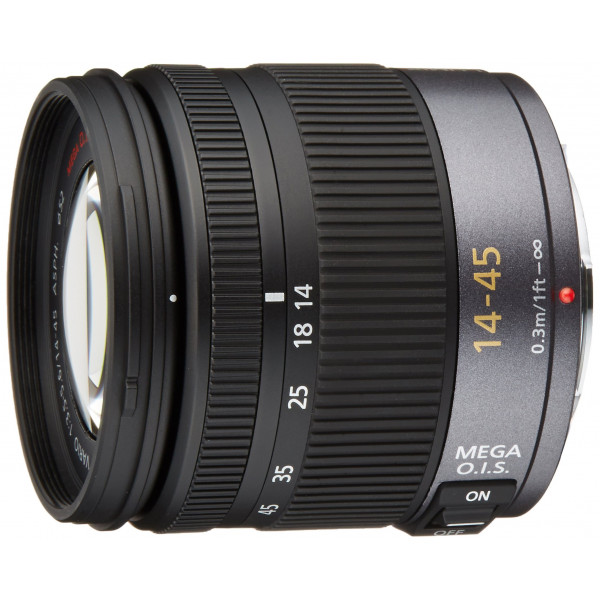 Panasonic LUMIX G VARIO 14-45mm/F3.5-5.6 ASPH./MEGA O.I.S. Lens | H-FS014045 (japan import)-34