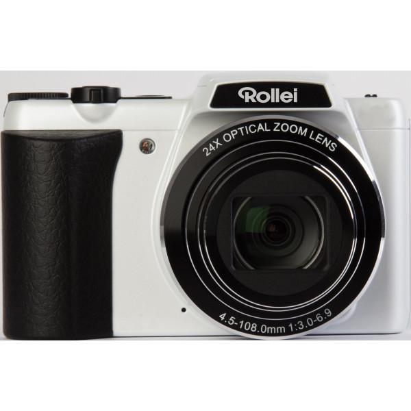 Rollei 240 HD Powerflex Digitalkamera (7,6 cm (3 Zoll) LCD-Display, 16 Megapixel, 24x opt. Zoom, USB 2.0) weiß-31