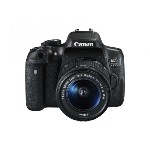 Canon EOS 750D / Rebel T6I / EOS KISS X8I 18-55 / 3.5-5.6 EF-S IS STM ( 24.7 Megapixel (3 Zoll Display) )-310