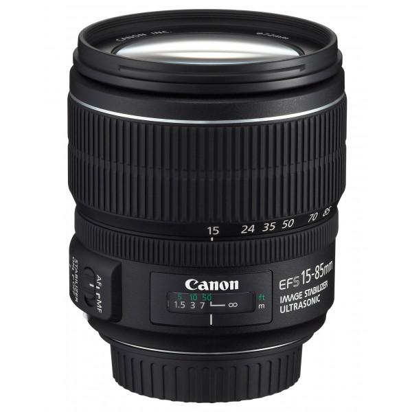 Canon EF-S 15-85mm f/3.5-5.6 IS USM Objektiv-35