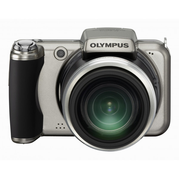 OLYMPUS SP-800UZ 14MPix Digicam silver 30x wide Zoom 3Zoll 7,6cm LCD Dual Bildstabilisator HD Movie 2GB int. Speicher-34