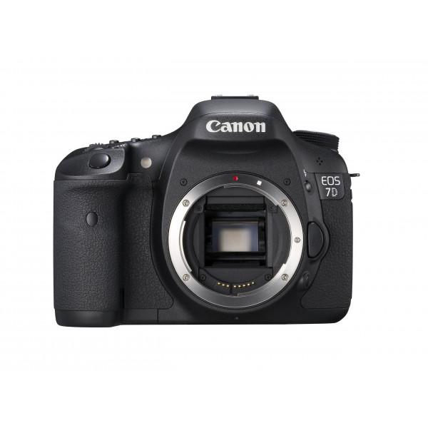 Canon EOS 7D SLR-Digitalkamera (18 Megapixel, 7,6 cm (3 Zoll) LCD-Display, LiveView, FullHD-Movie) Gehäuse-32