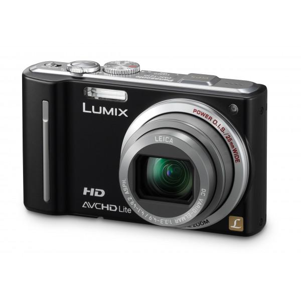 Panasonic Lumix DMC-TZ10EG-K Digitalkamera (12 Megapixel 12-fach opt. Zoom, 7,6 cm Display, Bildstabilisator, Geo-Tagging) schwarz-36