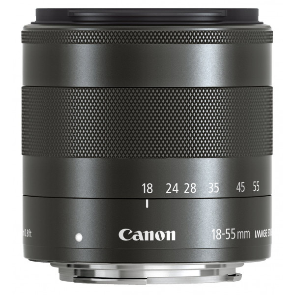 Canon EF-M 18-55mm 1:3,5-5,6 IS STM Standardzoom-Objektiv (52mm Filtergewinde) schwarz-35