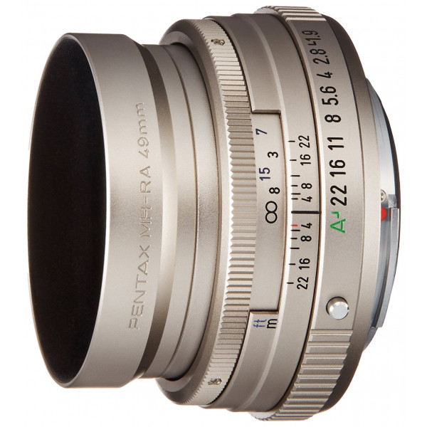 PENTAX standard lens for K-mount : FA43mm F1.9 Limited FA43F1.9-33