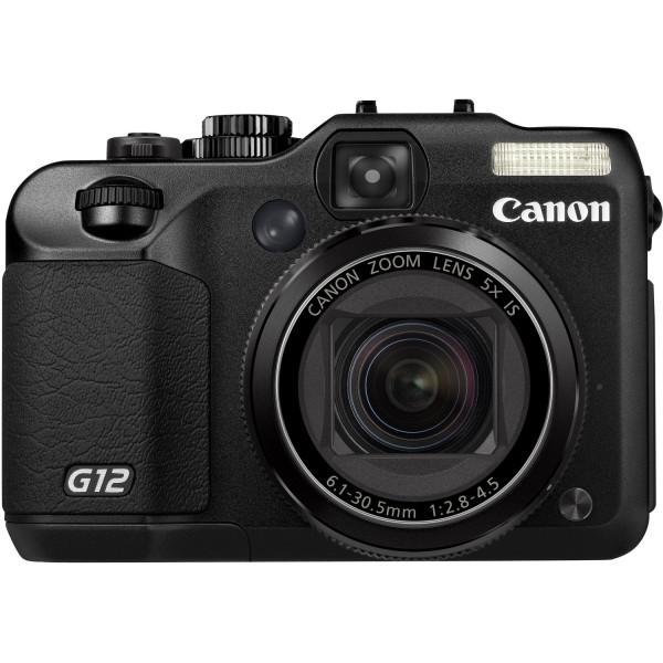 Canon PowerShot G12 Digitalkamera (10 Megapixel, 5-fach opt. Zoom, 7,0 cm (2,8 Zoll) Display, bildstabilisiert ) schwarz-38