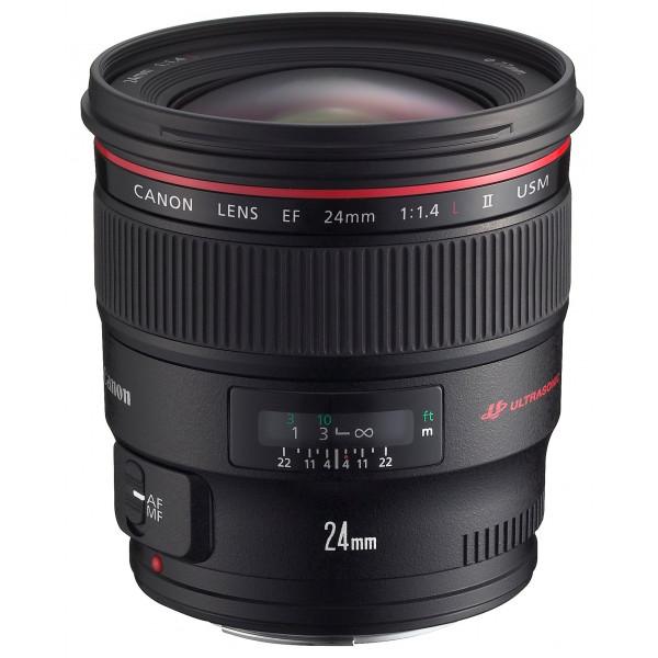 Canon EF 24mm 1:1,4 L II USM Objektiv (77 mm Filtergewinde)-31