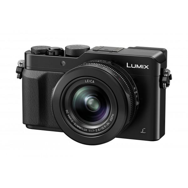 Panasonic LUMIX DMC-LX100EGK Premium Digitalkamera (12,8 Megapixel, 24-75 mm Leica DC Vario Summilux Objektiv, 4K, elektr. Sucher) schwarz-38