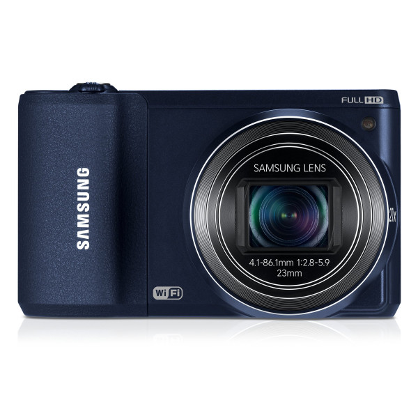 Samsung WB800F Smart-Digitalkamera (16,3 Megapixel, 21-fach opt. Zoom, 7,6 cm (3 Zoll) LCD-Display, bildstabilisiert, Full HD Video, WiFi) kobalt schwarz-36