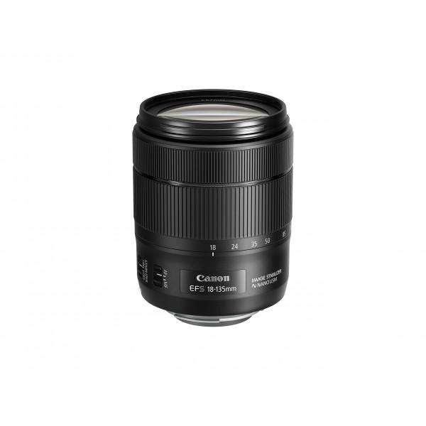 Canon Zoomobjektiv EF-S 18-135mm 1:3,5-5,6 IS USM mit Nano-USM AF-Technologie und leistungsstarkem Bildstabilisator-34