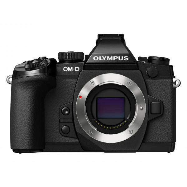 Olympus E-M1 OM-D Systemkamera (16 Megapixel, 7,6 cm (3 Zoll) TFT LCD-Display, True Pic VII Prozessor, Full-HD, HDR, 5-Achsen Bildstabilisator) nur Gehäuse schwarz-35