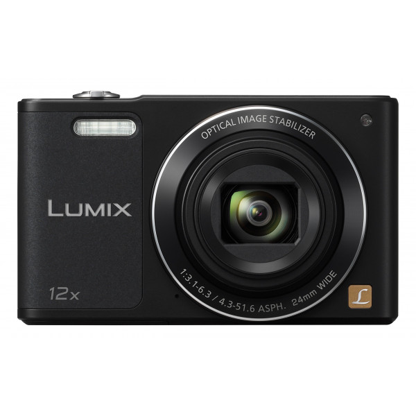 Panasonic LUMIX DMC-SZ10EG-K Style-Kompakt Digitalkamera (12x opt. Zoom, 2,7 Zoll LCD-Display um 180° schwenkbar,WiFi, HD-Videos, Bildstabilisator) schwarz-37