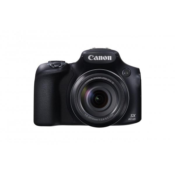 Canon PowerShot SX60 HS Digitalkamera (16,1 Megapixel, 65x opt. Zoom, WiFi, NFC) schwarz-319