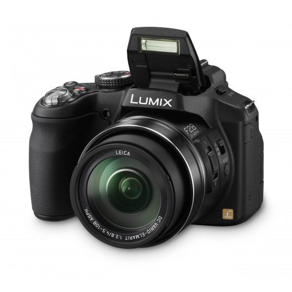 Panasonic Lumix DMC-FZ200EG9 Digitalkamera (12 Megapixel, 24-fach opt. Zoom, 7,6 cm (3 Zoll) Display, Superzoom, Full-HD Video) schwarz-314