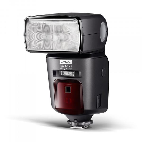 Metz 006431494 Blitzgerät für Nikon schwarz-37