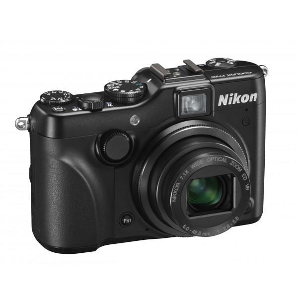 Nikon Coolpix P7100 Digitalkamera (10 Megapixel, 7-fach Weitwinkelzoom, 7,5 cm (3 Zoll) Display, bildstabilisiert) schwarz-310